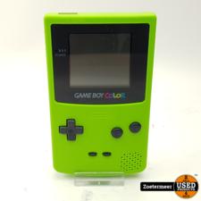 Nintendo Gameboy Color Green (NIEUWSTAAT)