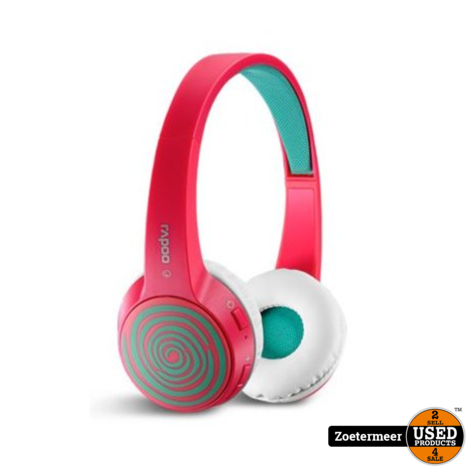 Rapoo Bluetooth S100 headset RD NIEUW