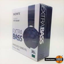 Sony Sony MDR-XB650BT NIEUW