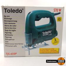 Toledo Toledo TJS-650p Decoupeerzaag