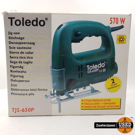 Toledo TJS-650p Decoupeerzaag