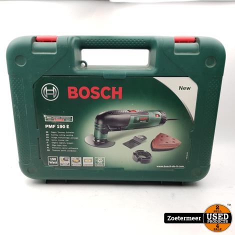 Bosch PMF 190E Multotool
