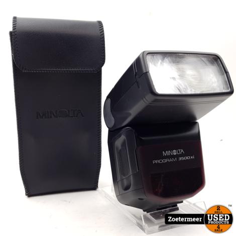 Minolta Program 3500Xi Flitser