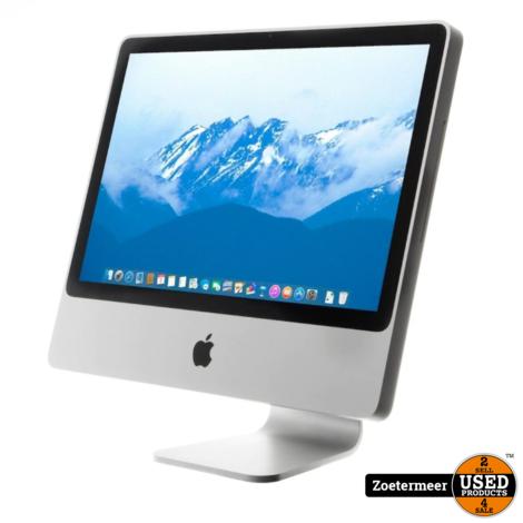 Apple iMac 2007 20-Inch Core 2 Duo || 2TB HDD || Duo-Core processor