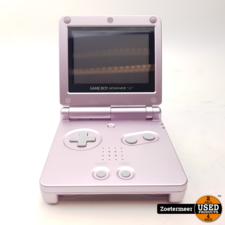 Nintendo Nintendo GameBoy Advance SP roze AGS001