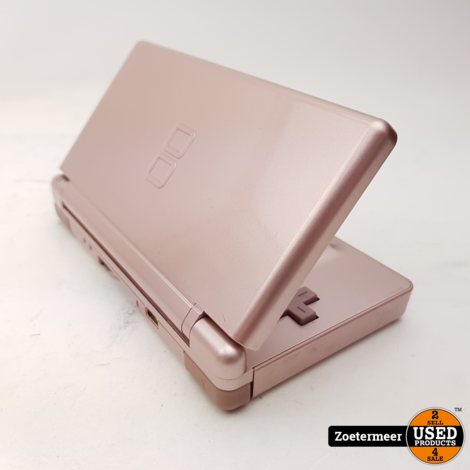 Nintendo DS Lite Mettalic Roze (Met doos)