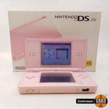 Nintendo Nintendo DS Lite Roze (met doos)