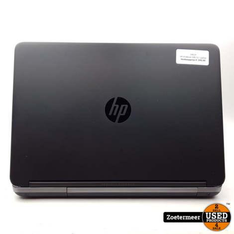 HP ProBook 640 G1 Laptop | i5 | 256GB SSD | 8GB RAM