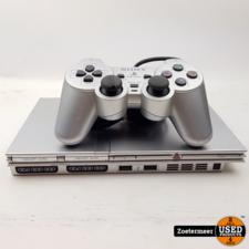 Sony PlayStation 2 Slim Silver