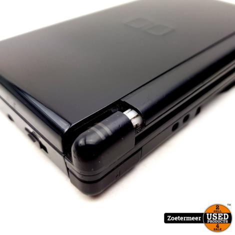Nintendo DS Lite zwart (los schaniertje)