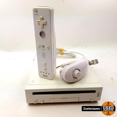 Nintendo Wii (mindere staat)