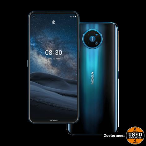 Nokia 8.3 5G 128GB Dual-Sim (NIEUW uit seal)