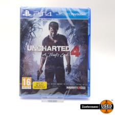 Uncharted 4 PS4 Nieuw