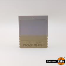 Nintendo GameCube opslag