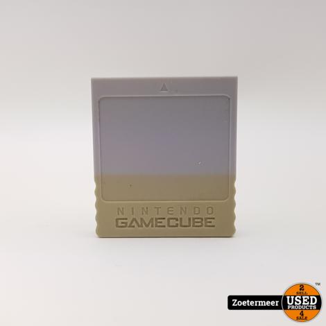 GameCube opslag