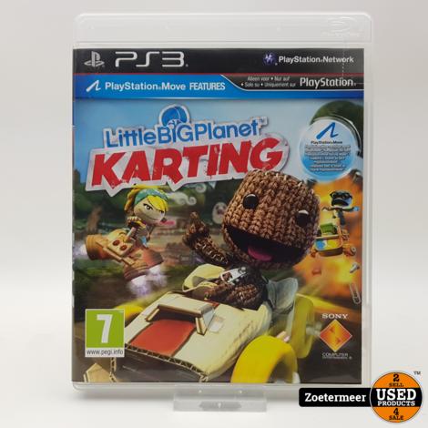 Little Big Planet Karting Playstation 3