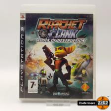 Rachet Clank Tools of Destruction PlayStation 3