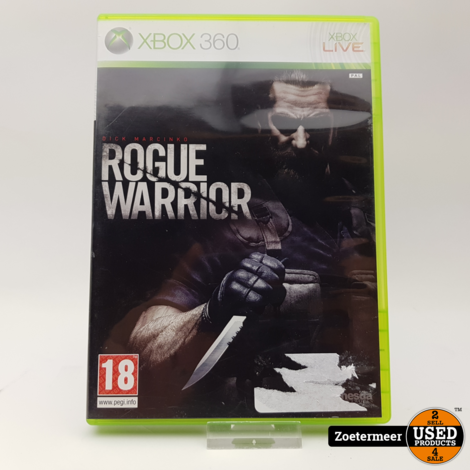 Rogue warrior Xbox 360
