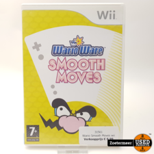 Wario Smooth Moves wii