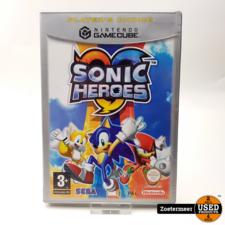 Nintendo Sonic Heroes Gamecube