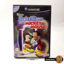 Nintendo Magical Mirror Starring Mickey Mouse Gamecube