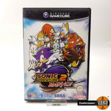 Nintendo Sonic Adventure 2 Battle Gamecube