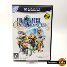Nintendo Final Fantasy Crystal Chronicles Gamecube