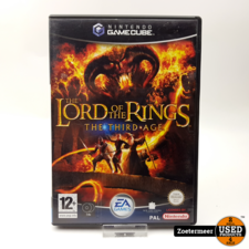 Gamecube The Lord of the Rings: The Third Age Gamecube