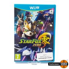 Nintendo Starfox Zero Wii U