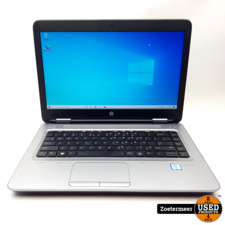 hp HP ProBook 640 G2 Laptop || Windows 10 || 128GB SSD || 4GB RAM || i5-6300U