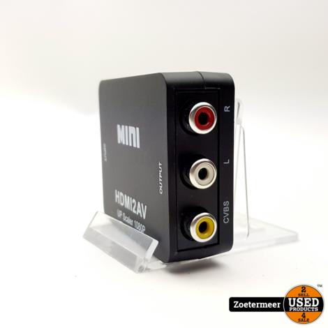 AV2HDMI HD Video Coverter