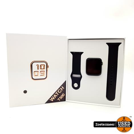 Smartwatch Zwart Nieuw