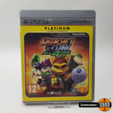Ratchet & Clank All4One ps3