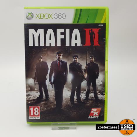 Mafia II 360 spel