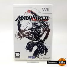 Nintendo Madworld wii