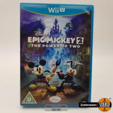 Epic Mickey 2 Wii U