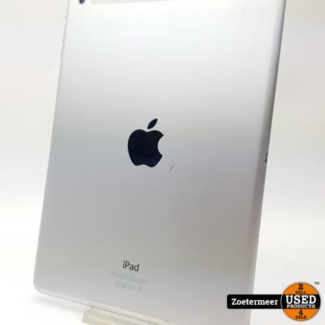 Apple iPad Air 16GB + 4G (Wit)