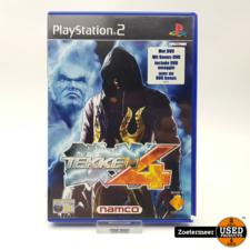 Sony Tekken 4 ps2