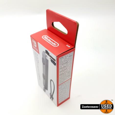 Nintendo switch Joy-Con Straps Grey NIEUW