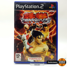 Tekken 5 PlayStation 2