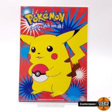Pokémon Pokémon originele verzamelkaarten (Pikachu, Hypno, Golem, Cubone)