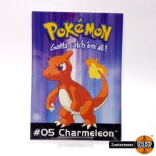 pokemon Pokémon originele verzamelkaarten (Charmeleon, Mew, Charizard, pikachu)