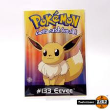 Pokémon Pokémon originele verzamelkaarten (gele verzamelkaart, #12 Butterfree, #26 Raichu, #133 Eevee)