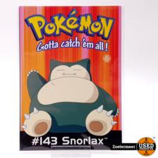 Pokémon Pokémon originele verzamelkaarten (Snorlax, Ponyta, Pikachu, Ditto)