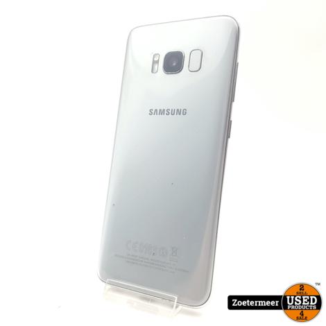 Samsung Galaxy S8 ingebrandscherm