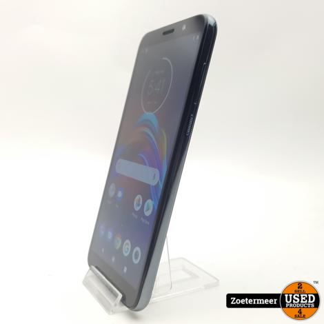 Moto E6 Play Garantie tot 08-11-2022