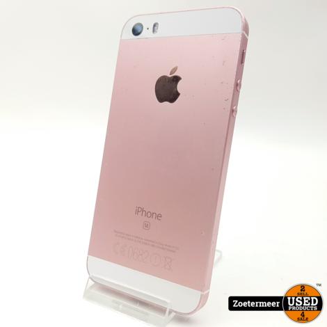 Apple Iphone SE Roze