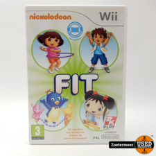 Nickelodeon Fit Wii