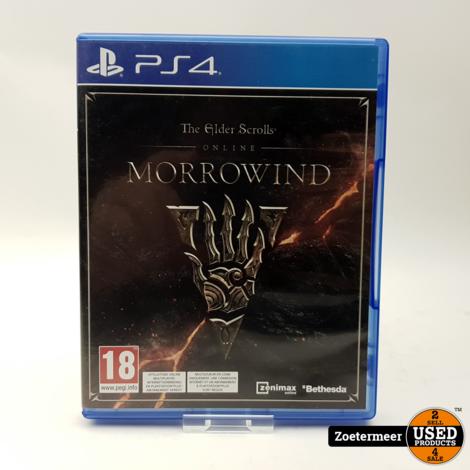 Morrowind Ps4