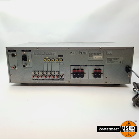 Sony STR-DE485E Receiver
